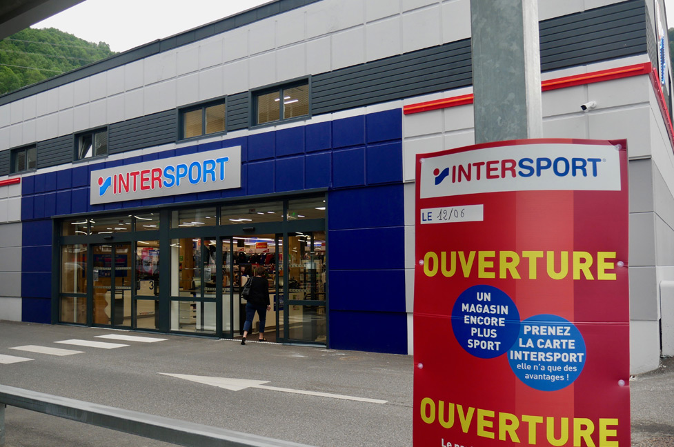Ski rental Bourg Saint Maurice Intersport